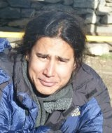 Binaya Neupane Reiseleiter-Porträt'