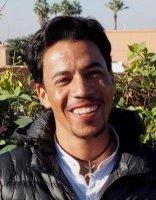 Khalid Ouizan Reiseleiter Porträt
