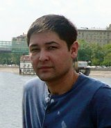 Niyazov Gulomjon Reiseleiter Porträt