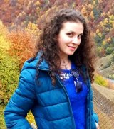 Natia Swanidze Reiseleiter-Porträt'