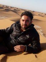 Karim Talbi Reiseleiter Porträt