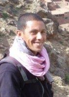 Hassan Oufekou Reiseleiter-Porträt'