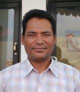 Krishna Puri Reiseleiter Porträt