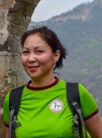 Otgonjargal Bayansan Reiseleiter Porträt