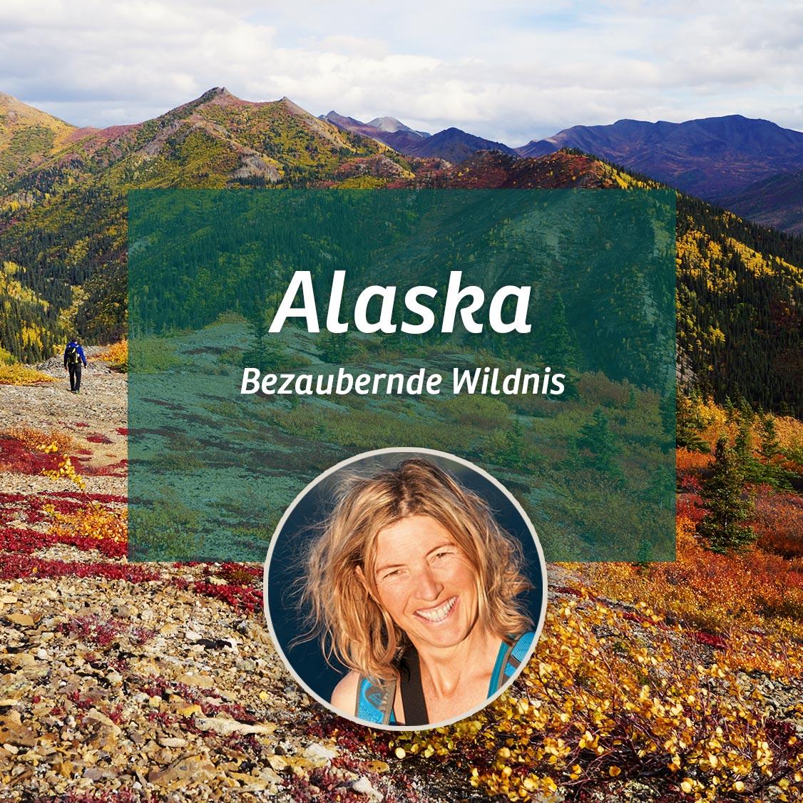 Virtuelle Reise Alaska