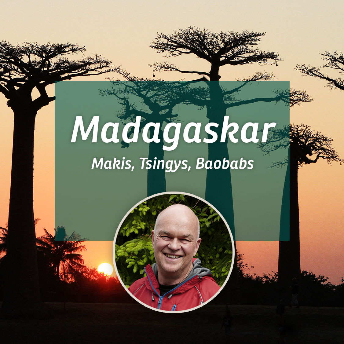 Virtuelle Reise Madagaskar