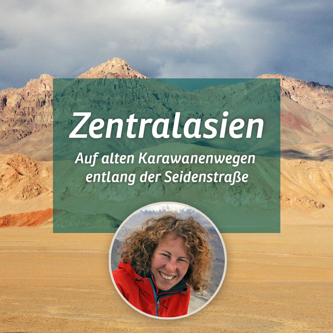 Virtuelle Reise Zentralasien