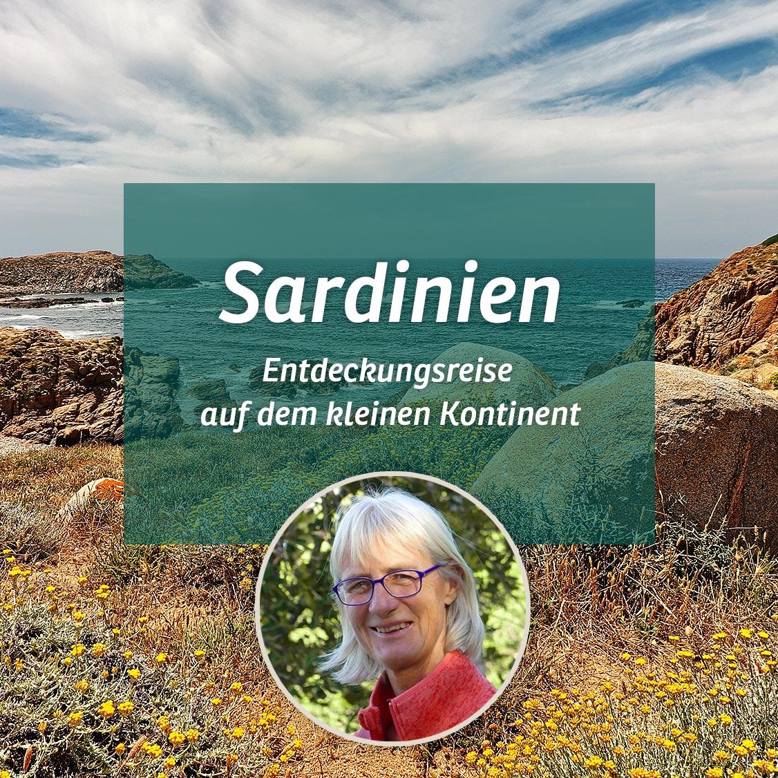 Virtuelle Reise Sardinien