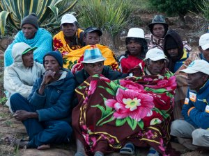 Madagaskar-Betsileo-Einheimische