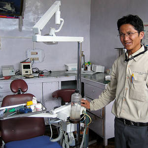 Tibeterschule-Ladakh-Zahnarzt