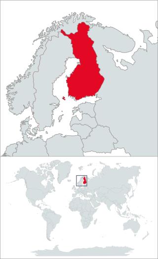 Finnland Karte Regionen.Finnland Reisen Trekking Wandern Rundreisen Mit Hauser