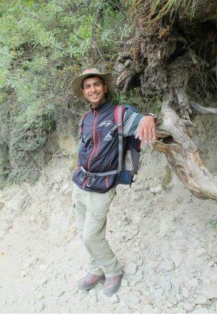 Nepal-Reiseleiter-Anoj-Dhakal; Foto: Jürgen Skambraks